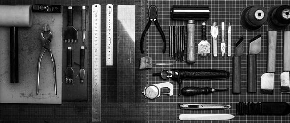 手工皮具工具介绍无图(第二次修订)