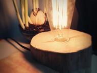 树桩钨丝灯