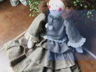 海蒂手作娃娃【蓝草乡村】