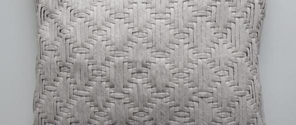 编织靠垫/枕头