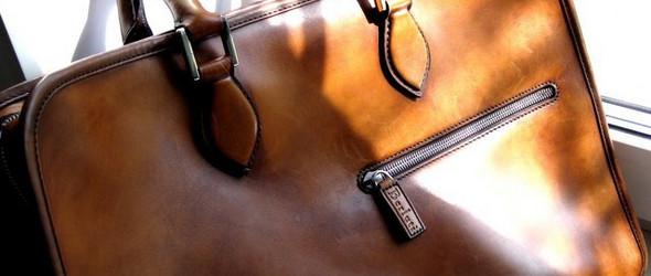 Berluti 伯鲁提 - 专用皮革和 Patina专利技艺造就的复古范