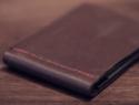简单钱包手工制作DIY视频教程 How to make a Leather Wallet
