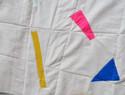 布艺缝纫DIY教程:简单自制漂亮的绗缝盖毯