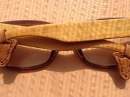 挽救旧眼镜