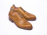 角度订制推荐职场商务精英穿的几双手工定制皮鞋
