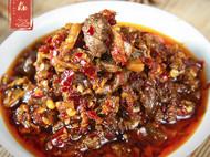 阳先森 | 牛肉辣酱 大块香辣牛肉