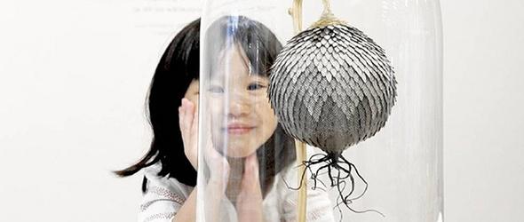 马来西亚艺术家 Noreen Loh Hui Miun 雕塑作品欣赏