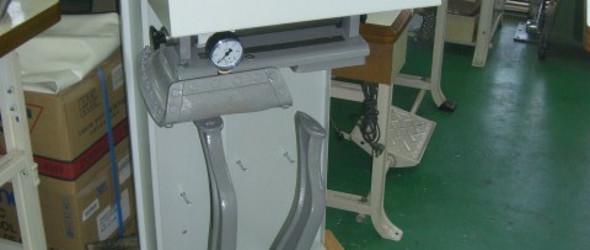 发现日本卖制作皮革机器的店