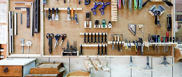木工入门教程   新手木工 DIY 入门必看「工具篇」