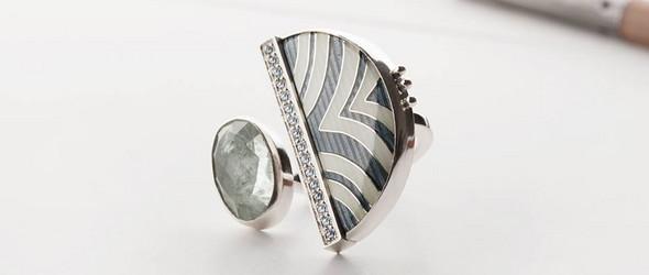 #视频# 景泰蓝工艺制作的珐琅戒指制作过程,工艺精湛让人叹为观止!