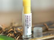 纯天然手工橄榄蜂蜜润唇膏保湿滋润 无色补水可吃孕妇男女士儿童