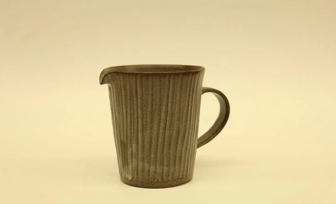 吉·器 手工陶瓷公道杯 |  kiinii x 乐天陶社