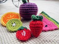 钩针水果集