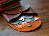 迷你零钱包/简易零钱包 头层牛皮零钱包简约零钱包 真皮零钱包