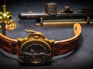 蒸汽朋克腕表 表带