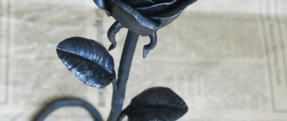 铁艺玫瑰摆饰