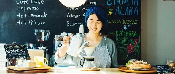 2018.12.28   SOL'S COFFEE 荒井利枝子 へ  充满热情的一杯温柔咖啡