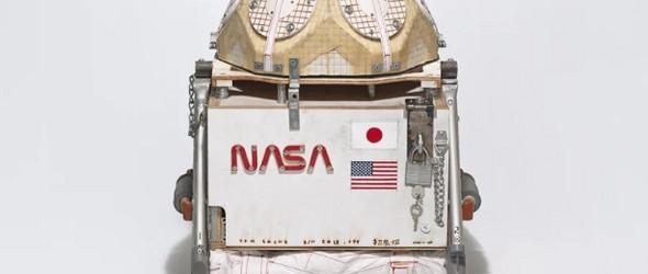 艺术家Tom Sachs:从广告包装纸到太空雕塑