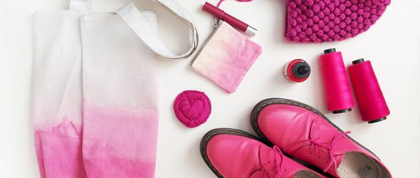 草木染让回收的旧布料得以重生 - 墨西哥设计师 Vanessa Ramos 的天然染色布艺包袋