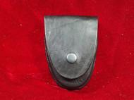 骄阳手工皮具特为专业人士定制纯手工打造手铐皮套选用意大利进口植鞣革