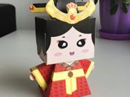 【秦调】秦风纸偶