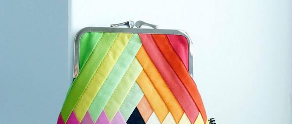 拼布的艺术另一面 | 芬兰纺织艺术家 Saija Elina 的拼布作品