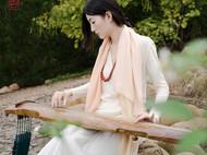 隐机者 100%桑蚕丝雪纺纱 多用多围法长围巾紫色蓝色桔粉色真丝巾