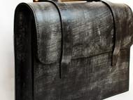 纯手缝英国马具疆革复古公文包