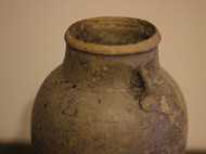 隋唐时期高古双耳梅瓶(出土器)