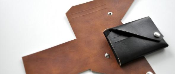 当丹麦设计遇见手工折纸:像折纸一样设计和制作的 Lemur 手工皮革