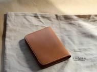 浮生臻制#日本枥木鞍革护照夹