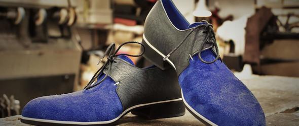 法国鞋匠Benjamin Bigot与手工鞋作品