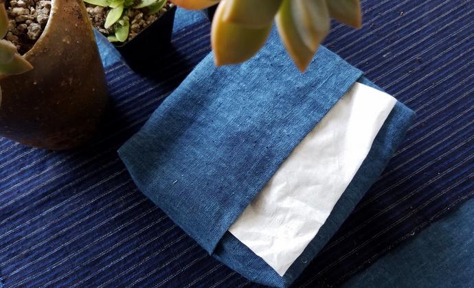 布艺纸巾包