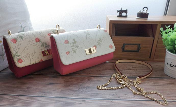 蔷薇花科 mini bag