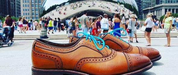 美国总统就职典礼穿的鞋,赶紧来看看!
