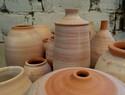手工陶瓷教程:大火烧陶器