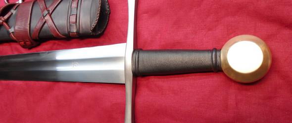 复刻德国名剑Oakeshott Type XII Swords
