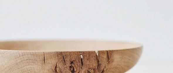 简约干净的手工木制餐具 | Emily Stephen
