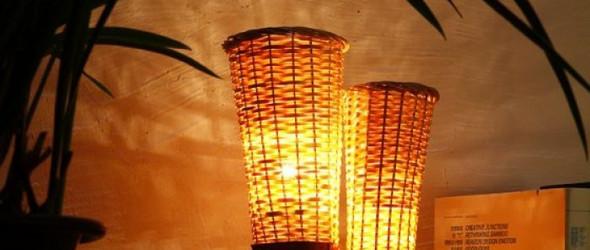 自然的感召——竹编器物的魅力