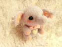 羊毛毡婴儿蓝小象玩偶制作教程