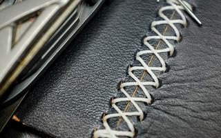 基础皮革教程:皮革十字缝线法分享(图解教程)