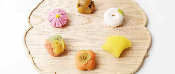 和果子赏析 | Maru Sankaku Shikaku