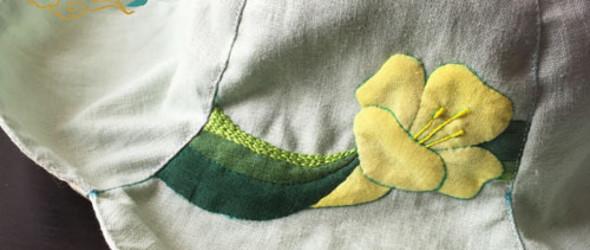 花瓣形双面遮阳帽(头部测量方法、尺寸画法以及帽子的制作方法)