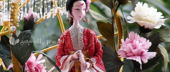 【视频】无声的洞见,唏嘘的人生   软雕塑创作之贾元春与秦可卿