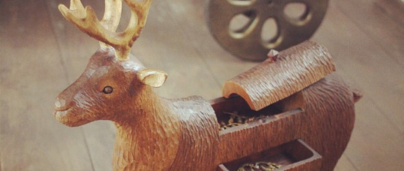 以手工木器展现温暖的森林物语 | Kiyata若野忍