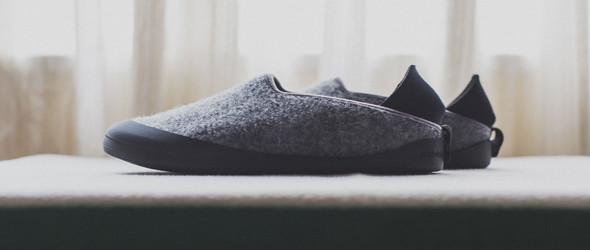 创新可拆卸鞋底的休闲鞋设计:mahabis larvik slipper