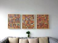 玩艺|手绘抽象装饰画