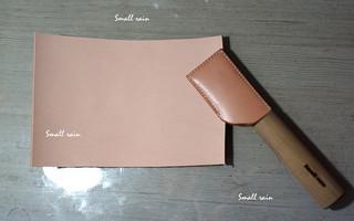 皮革基础知识:皮革削薄教程
