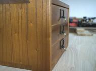 首饰收纳盒 全实木 榫卯结构