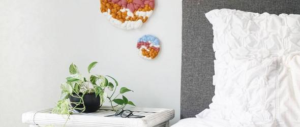 多彩的编织挂毯 - Batch Design Studio